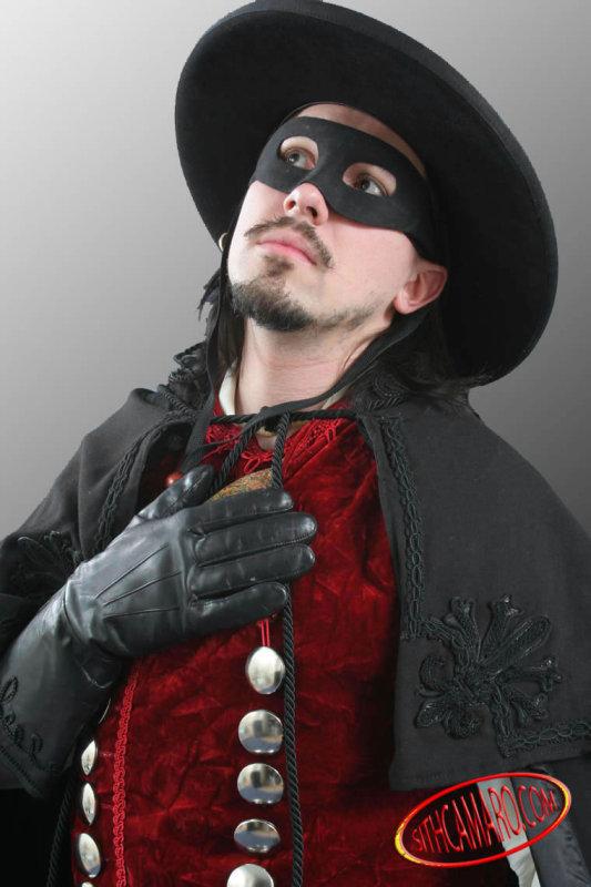 Don Juan DeMarco - Sithcamaro com: Specializing in costume